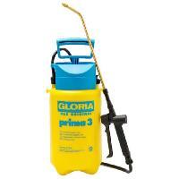 Arrosage GLORIA Pulvérisateur a main Gloria - Modele Prima 3 - Avec lance et sangle - Réservoir polyéthylene - 3L pour une pression de 3 bars