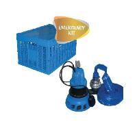 Arrosage Kit anti-inondation - Pompe de relevage tuyau 10 m caisse