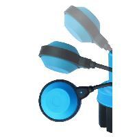 Arrosage Pompe immergee eaux claires PAC80-P1 - 200 W - Bleu et noir