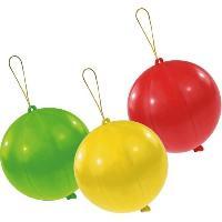 Articles - Decoration De Fete  3 Punchballs - Coloris assortis