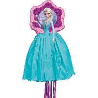 Articles - Decoration De Fete  FROZEN ELSA Pinata a tirer Frozen
