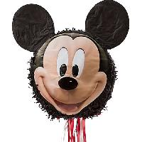 Articles - Decoration De Fete  MICKEY MOUSE Pinata a tirer Mickey Mouse