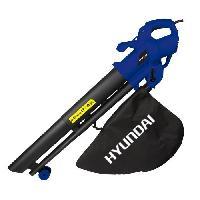 Aspirateur - Souffleur HYUNDAI Aspirateur souffleur broyeur électrique 3200 W