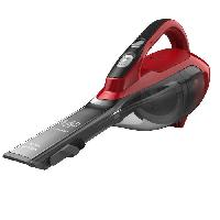 Aspirateur A Main BLACK+DECKER DVA315J-QW Aspirateur a main - 10.8V - Rouge