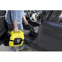 Aspirateur Auto KARCHER WD1 Compact avec batterie