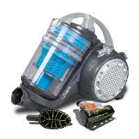 Aspirateur Central EZIclean Turbo Eco-pets. Aspirateur sans sac multi-cyclonique spécial animaux de compagnie AAA - Ezicom