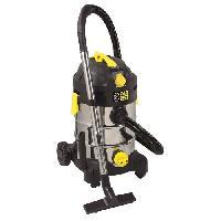 Aspirateur Industriel Aspirateur eau et poussieres 1400w - 25 L