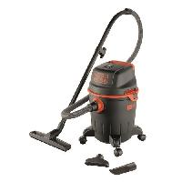 Aspirateur Industriel Monophase - Aspirateur D'atelier - Aspirateur De Chantier BLACK & DECKER  Aspirateur de chantier - 1200 W - 28L