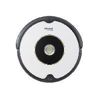 Aspirateur Robot IROBOT ROOMBA 605 Aspirateur robot - 240 V - 61 dB -120 minutes d'autonomie