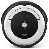 Aspirateur Robot iROBOT Roomba 691 - Aspirateur robot connecte - 26W - 61 dB