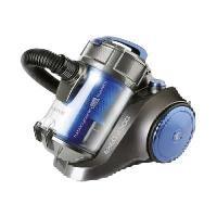 Aspirateur Traineau 948959000 Aspirateur sans sac Exeo 2500 800 W - 2.5 L - Bleu et Gris