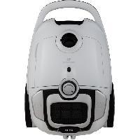 Aspirateur Traineau CONTINENTAL EDISON Aspirateur Sac Silencieux AAAA - CEVCWBA - 67 dB - 3 L - 700 W - Blanc