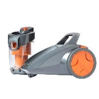 Aspirateur Traineau CONTINENTAL EDISON VCDC90SO2 Aspirateur traîneau sans sac - 700W - 80 dB - A - Orange