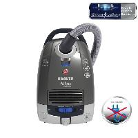 Aspirateur Traineau HOOVER ATC18LI Aspirateur traineau sans sac - Batterie Lithium HD - 72 dB - 5 L - Autonomie 30 min