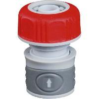 Assainissement (tuyau - Drain - Raccord) Raccord rapide - Femelle - Plastique - D15 mm
