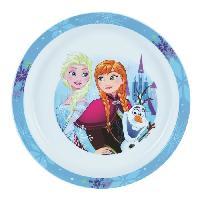 Assiette - Plateau Repas Fun House Disney Reine des Neiges assiette micro-ondable pour enfant