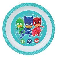 Assiette - Plateau Repas Fun House Pyjamasques assiette micro-ondable pour enfant