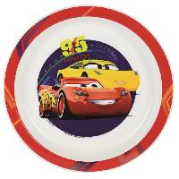 Assiette Cars Assiette micro-ondable