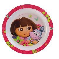 Assiette Dora Assiette micro-ondable - Fun House
