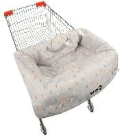 Assise Poussette Protege-Chariot Warm Grey Safety 1st