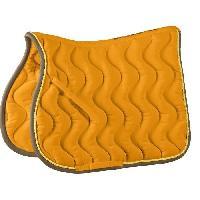 Attache - Sellerie Chabraque Equit' M Polyfil pour poney - Orange