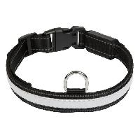 Attache - Sellerie EYENIMAL RGB Collier lumineux - Taille S - Pour chien