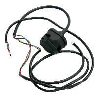 Attelage voiture Cable de remorque 7p 12V 2m