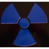 Autocollant - Nuclear Generique