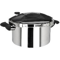 Autocuiseur - Cocotte Minute SITRAM 710132 autocuiseur sitraspeedo noir 6l inox induction