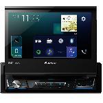 Autoradio AVH-Z7000DAB DVD MP3 iPod iPhone Android USB Bluetooth Carplay Waze -> AVH-Z7200DAB