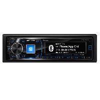Autoradio Alpine CDE-178BT- Autoradio CDDVDDABMP3AAC - USBiPodiPhone - Bluetooth