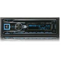 Autoradio Alpine CDE-193BT - Autoradio CDMP3AAC - USBiPodiPhone - Bluetooth - 2 RCA - 4x50W