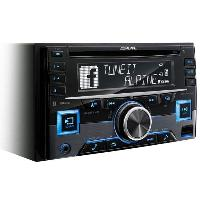 Autoradio Alpine CDE-W296BT - Autoradio 2DIN CDMP3WMA - iPadiPhoneAndroidUSB - Bluetooth - 4x50W
