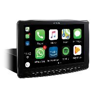 Autoradio Alpine ILX-F903D Autoradio multimedia 1 Din Carplay Android - 9 pouces - Bluetooth