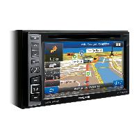 Autoradio Alpine INE-W990HDMI - Autoradio 2Din multimedia Bluetooth GPS ecran tactile 6.1 p USB iPod iPhone