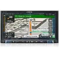 Autoradio Alpine INE-W997D - Station GPS multimedia - Bluetooth - USBiPodTuner - iPhoneNokia - Ecran 7p - Navigation