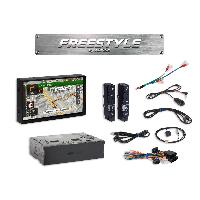 Autoradio Alpine Systeme de navigation Freestyle 7 pouces - X701D-F