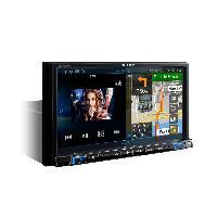 Autoradio Alpine Systeme de navigation professionnel tactile 7 pouces pour camping car - INE-W997DC