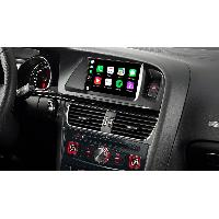 Autoradio Alpine X702D-A4 Systeme navigation 7p Apple Carplay Android auto Audi A4 07-15