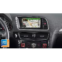 Autoradio Alpine X702D-Q5 Systeme navigation 7p Apple Carplay Android auto pour Audi Q5 09-16
