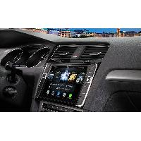 Autoradio Alpine X902D-G7 Systeme navigation 9p Apple Carplay Android auto TomTom VW Golf 7 ap13