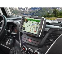 Autoradio Alpine X902D-ID Systeme navigation 9p Apple Carplay Android auto Iveco Daily