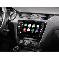 Autoradio Alpine X902D-OC3 Systeme navigation 9p Apple Carplay Android auto TomTom Skoda Octavia 3