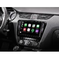 Autoradio Alpine X902D-OC3 Systeme navigation 9p Apple Carplay Android auto TomTom pour Skoda Octavia 3