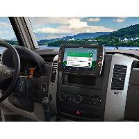 Autoradio Alpine X902D-S906 Systeme navigation 9p Apple Carplay Android auto pour Mercedes Sprinter ap13