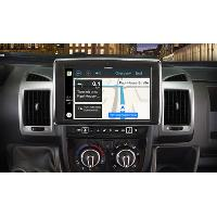 Autoradio Alpine i902D-DU Systeme multimedia Carplay Android pour Citroen Boxer2 Fiat Ducato2 Peugeot Boxer2