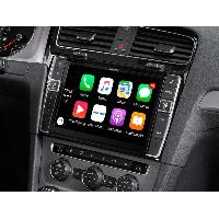 Autoradio Alpine i902D-G7 Systeme multimedia 9p Apple Carplay Android auto VW Golf 7 ap13