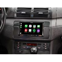 Autoradio Alpine iLX-702E46 Systeme multimedia Apple Carplay Android auto 7p BMW serie 3 E46