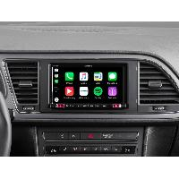 Autoradio Alpine iLX-702LEON Systeme multimedia 7p Apple Carplay Android auto pour Seat Leon 3 12-16