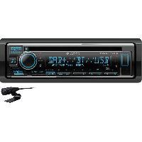 Autoradio Autoradio KDC-BT740DAB CD DAB USB Bluetooth Vario